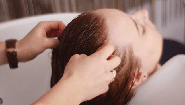 hair treatment from professional