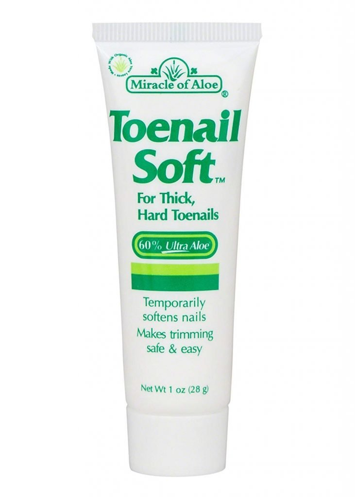 Miracle of Aloe Temporary Finger Nail softening Cream