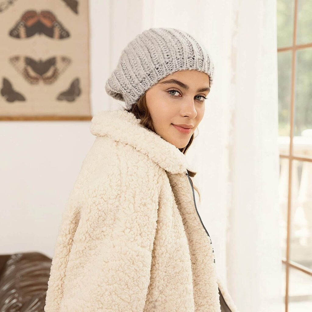 wear beanie With Cold Weather Classics