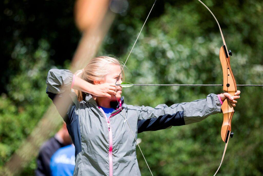 Archery as a hobby