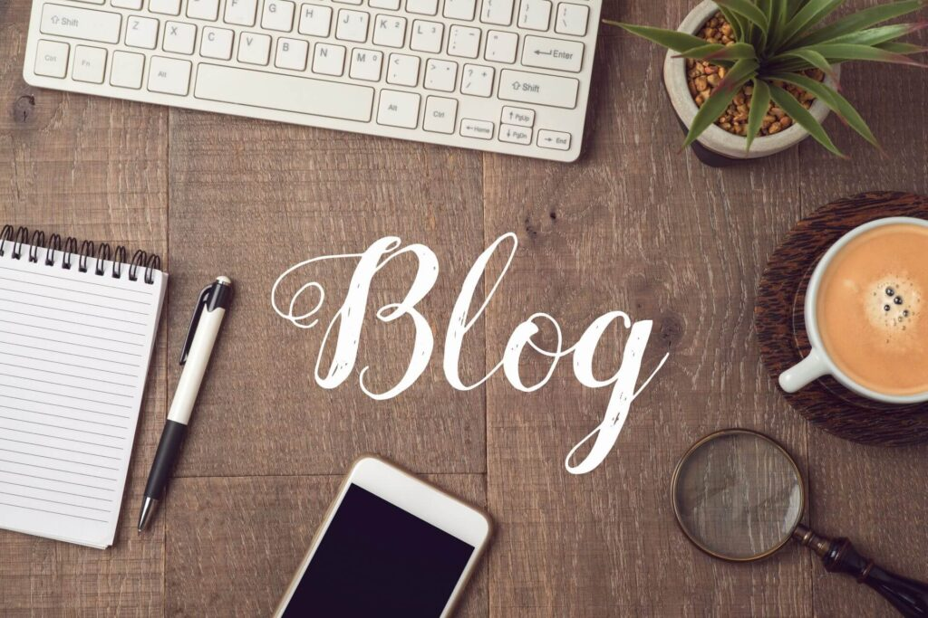 Blogging as a hobby