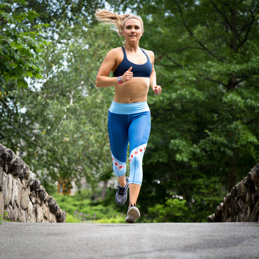 Capris Tights for Running