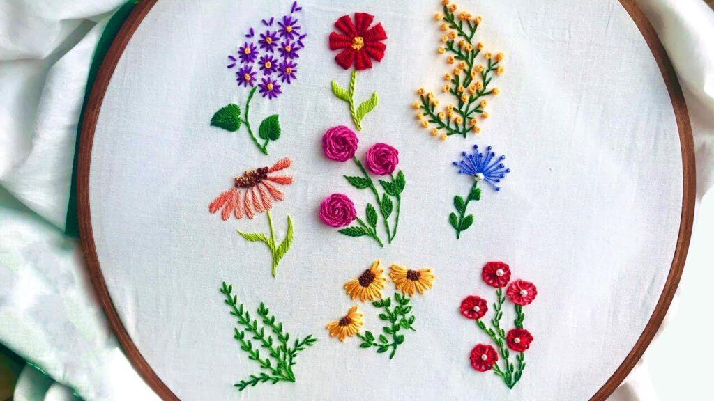 Needlework as a hobby: