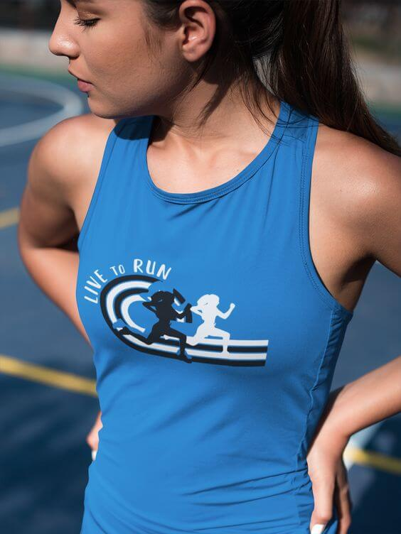 Tees for Running