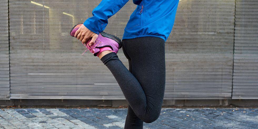 Warm Leggings for Running in Winters