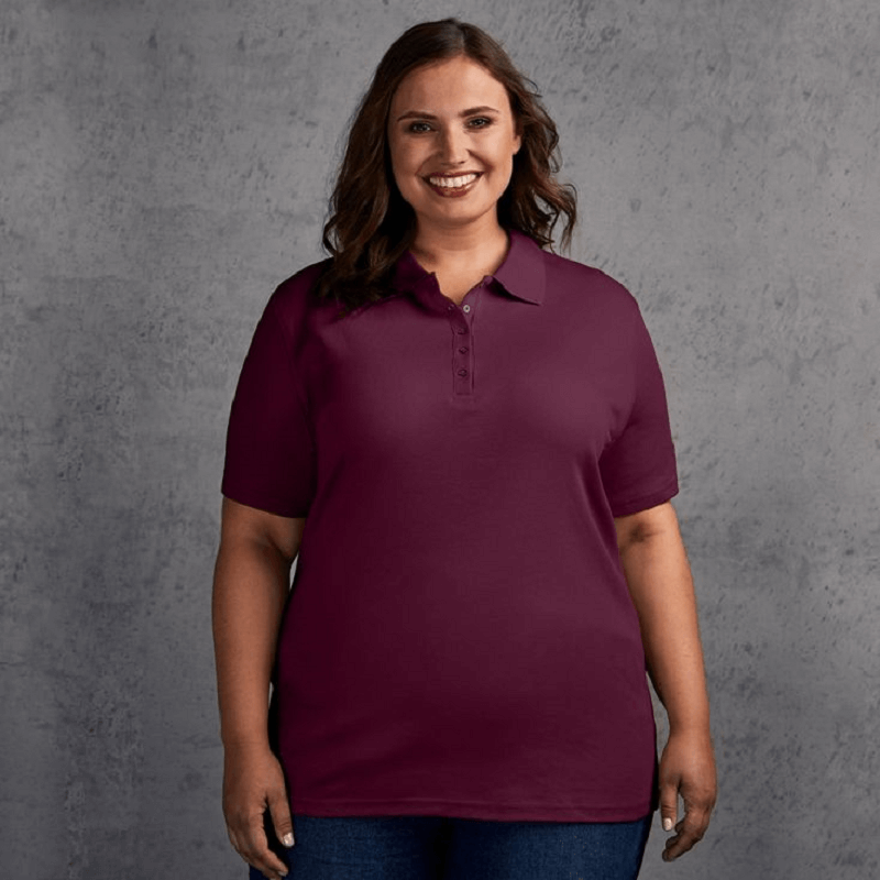 Polo-shirt for Plus size