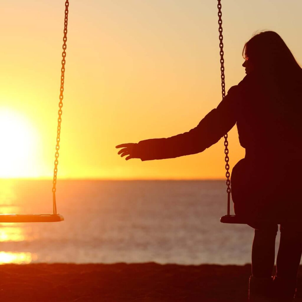 What to do when you miss someone who died