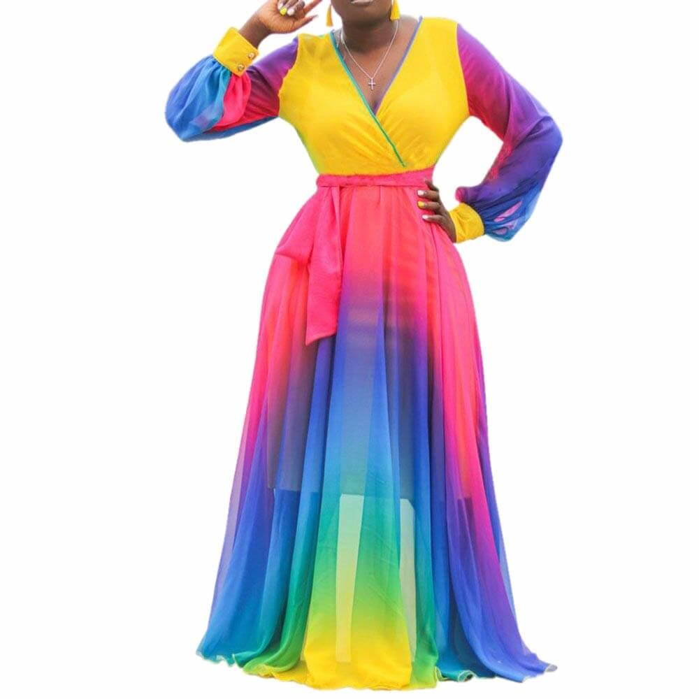 maxi dress for pride