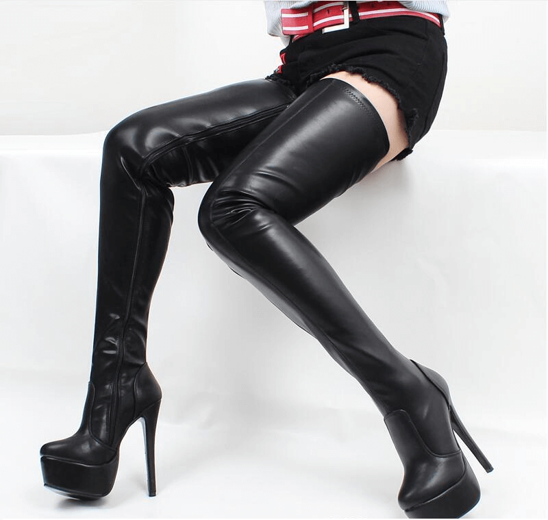 Over the knee boots for Fall