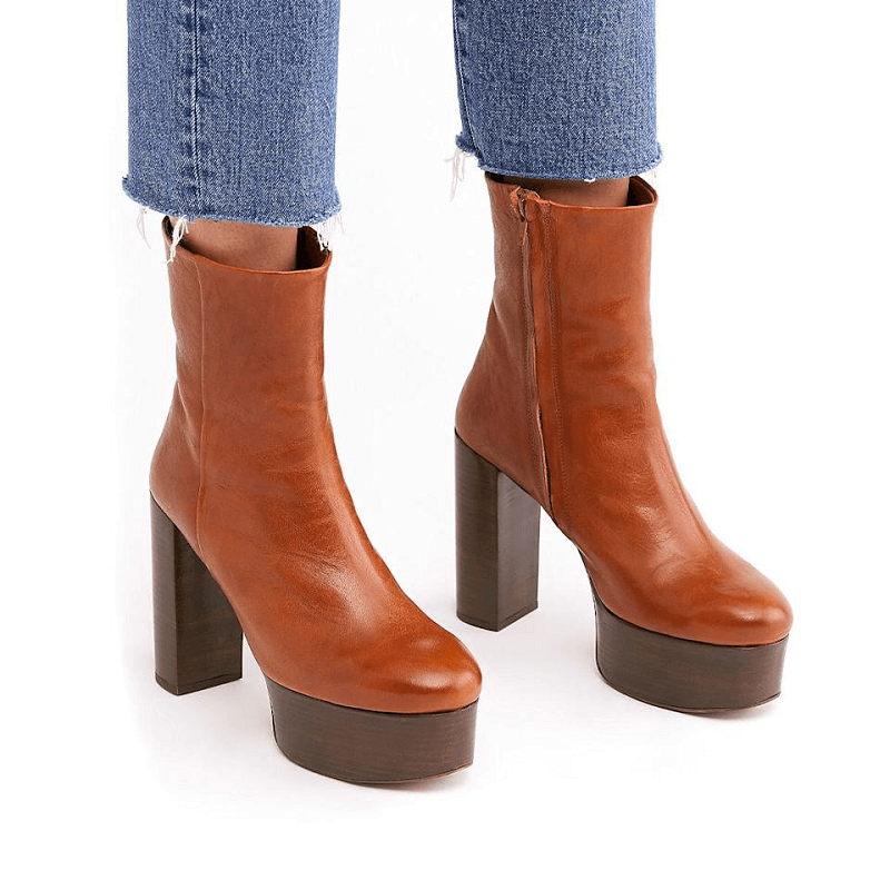 platform boots for fall